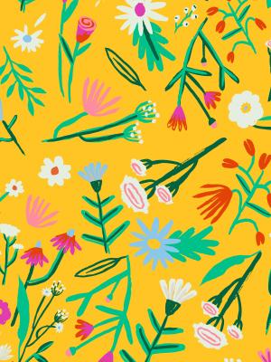 Kitsch Kitchen bloemen print Aniek Bartels