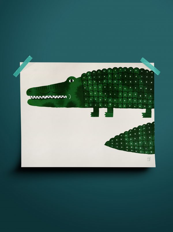 crocodile - Aniek Bartels